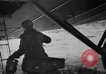 Image of Russian aviators depart Moscow in flight to North Pole Moscow Russia Soviet Union, 1937, second 25 stock footage video 65675073020