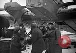 Image of Russian aviators depart Moscow in flight to North Pole Moscow Russia Soviet Union, 1937, second 29 stock footage video 65675073020