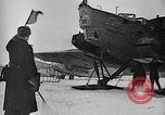 Image of Russian aviators depart Moscow in flight to North Pole Moscow Russia Soviet Union, 1937, second 34 stock footage video 65675073020
