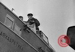 Image of Russian aviators depart Moscow in flight to North Pole Moscow Russia Soviet Union, 1937, second 39 stock footage video 65675073020
