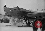 Image of Russian aviators depart Moscow in flight to North Pole Moscow Russia Soviet Union, 1937, second 40 stock footage video 65675073020