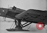 Image of Russian aviators depart Moscow in flight to North Pole Moscow Russia Soviet Union, 1937, second 42 stock footage video 65675073020