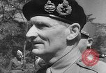 Image of Bernard L Montgomery France, 1947, second 55 stock footage video 65675073034