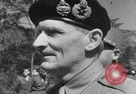 Image of Bernard L Montgomery France, 1947, second 56 stock footage video 65675073034