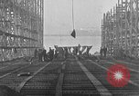 Image of US Navy ship building World War I United States USA, 1917, second 22 stock footage video 65675073063