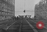 Image of US Navy ship building World War I United States USA, 1917, second 23 stock footage video 65675073063