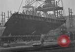 Image of US Navy ship building World War I United States USA, 1917, second 36 stock footage video 65675073063