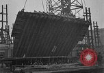 Image of US Navy ship building World War I United States USA, 1917, second 43 stock footage video 65675073063