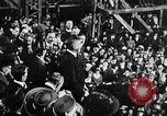 Image of ship launching Kearny New Jersey USA, 1918, second 7 stock footage video 65675073064