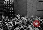 Image of ship launching Kearny New Jersey USA, 1918, second 21 stock footage video 65675073064
