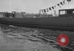 Image of ship launching United States USA, 1918, second 17 stock footage video 65675073069
