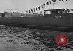 Image of ship launching United States USA, 1918, second 18 stock footage video 65675073069