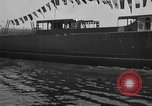 Image of ship launching United States USA, 1918, second 20 stock footage video 65675073069