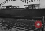 Image of ship launching United States USA, 1918, second 21 stock footage video 65675073069