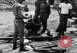 Image of Laotian soldiers Thakhet Laos, 1964, second 13 stock footage video 65675073075