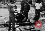 Image of Laotian soldiers Thakhet Laos, 1964, second 14 stock footage video 65675073075
