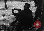 Image of Laotian soldiers Thakhet Laos, 1964, second 18 stock footage video 65675073075