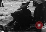 Image of Laotian soldiers Thakhet Laos, 1964, second 19 stock footage video 65675073075