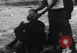 Image of Laotian soldiers Thakhet Laos, 1964, second 20 stock footage video 65675073075