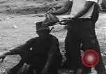 Image of Laotian soldiers Thakhet Laos, 1964, second 22 stock footage video 65675073075