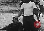 Image of Laotian soldiers Thakhet Laos, 1964, second 23 stock footage video 65675073075