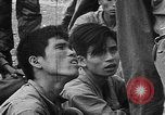 Image of Laotian soldiers Thakhet Laos, 1964, second 17 stock footage video 65675073081