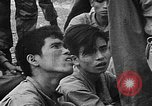Image of Laotian soldiers Thakhet Laos, 1964, second 19 stock footage video 65675073081