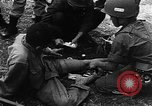 Image of Laotian soldiers Thakhet Laos, 1964, second 29 stock footage video 65675073081