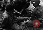 Image of Laotian soldiers Thakhet Laos, 1964, second 30 stock footage video 65675073081
