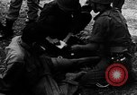 Image of Laotian soldiers Thakhet Laos, 1964, second 33 stock footage video 65675073081