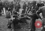 Image of Laotian soldiers Thakhet Laos, 1964, second 60 stock footage video 65675073081
