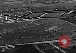 Image of B-6A bombers and O-1D pursuit planes at Mitchel Field Hempstead New York USA, 1937, second 10 stock footage video 65675073088