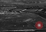 Image of B-6A bombers and O-1D pursuit planes at Mitchel Field Hempstead New York USA, 1937, second 14 stock footage video 65675073088