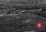 Image of B-6A bombers and O-1D pursuit planes at Mitchel Field Hempstead New York USA, 1937, second 15 stock footage video 65675073088