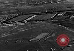 Image of B-6A bombers and O-1D pursuit planes at Mitchel Field Hempstead New York USA, 1937, second 19 stock footage video 65675073088