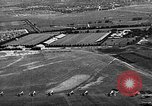 Image of B-6A bombers and O-1D pursuit planes at Mitchel Field Hempstead New York USA, 1937, second 21 stock footage video 65675073088