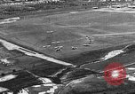 Image of B-6A bombers and O-1D pursuit planes at Mitchel Field Hempstead New York USA, 1937, second 22 stock footage video 65675073088