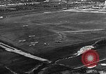Image of B-6A bombers and O-1D pursuit planes at Mitchel Field Hempstead New York USA, 1937, second 25 stock footage video 65675073088