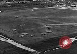 Image of B-6A bombers and O-1D pursuit planes at Mitchel Field Hempstead New York USA, 1937, second 28 stock footage video 65675073088
