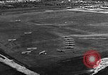 Image of B-6A bombers and O-1D pursuit planes at Mitchel Field Hempstead New York USA, 1937, second 30 stock footage video 65675073088