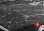 Image of B-6A bombers and O-1D pursuit planes at Mitchel Field Hempstead New York USA, 1937, second 31 stock footage video 65675073088