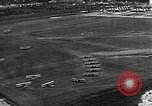 Image of B-6A bombers and O-1D pursuit planes at Mitchel Field Hempstead New York USA, 1937, second 32 stock footage video 65675073088