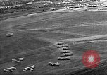 Image of B-6A bombers and O-1D pursuit planes at Mitchel Field Hempstead New York USA, 1937, second 34 stock footage video 65675073088