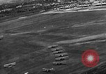 Image of B-6A bombers and O-1D pursuit planes at Mitchel Field Hempstead New York USA, 1937, second 35 stock footage video 65675073088