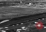 Image of B-6A bombers and O-1D pursuit planes at Mitchel Field Hempstead New York USA, 1937, second 43 stock footage video 65675073088