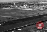 Image of B-6A bombers and O-1D pursuit planes at Mitchel Field Hempstead New York USA, 1937, second 47 stock footage video 65675073088
