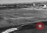 Image of B-6A bombers and O-1D pursuit planes at Mitchel Field Hempstead New York USA, 1937, second 50 stock footage video 65675073088