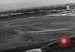 Image of B-6A bombers and O-1D pursuit planes at Mitchel Field Hempstead New York USA, 1937, second 51 stock footage video 65675073088