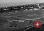 Image of B-6A bombers and O-1D pursuit planes at Mitchel Field Hempstead New York USA, 1937, second 52 stock footage video 65675073088