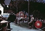 Image of German soldiers Tannenbergsthal Germany, 1945, second 17 stock footage video 65675073094